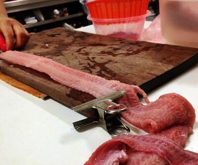 Yılan eti yiyince 9 yıl hapis cezası aldı