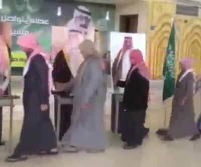 Suudi Arabistan'da görülmemiş taziye yöntemi