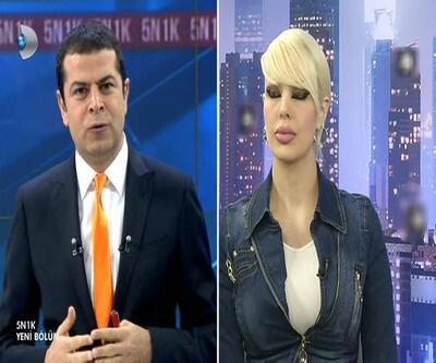 Cüneyt Özdemir 5N1K'da ''Kedicikleri'' konuk etti!