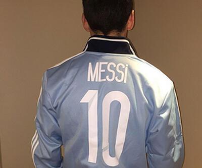 Messi'yi Instagram'da 10 milyon kişi takip ediyor!