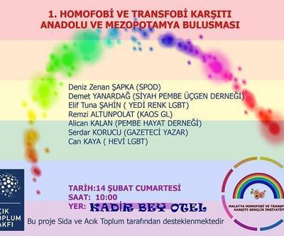 Homofobi ve Transfobi Karşıtı Buluşma başlıyor