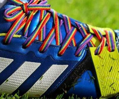 La Liga'da kramponlara gökkuşağı renkli bağcık