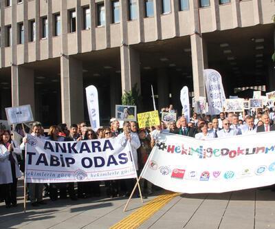 Ankara'daki Gezi doktorları için karar verildi