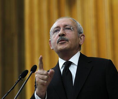 """Kılıçdaroğlu: """"Saddam rejiminde bile olmaz"""""""