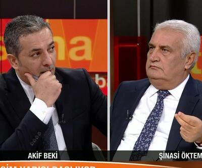 """CHP'li Şinasi Öktem partisi için ağır konuştu: """"Tek parti döneminin faşist anlayışı..."""""""