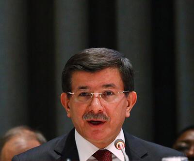 Davutoğlu'ndan Abdullah Gül açıklaması!