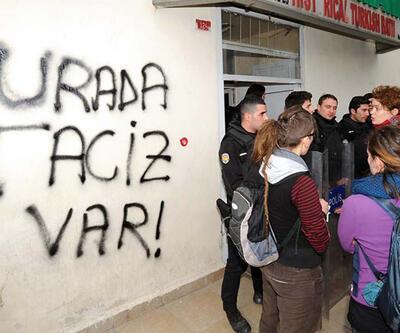 Karaköy'de hamamda taciz!