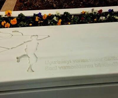 """Elvan çiftinin kaleminden """"Bir mezar hikayesi"""""""