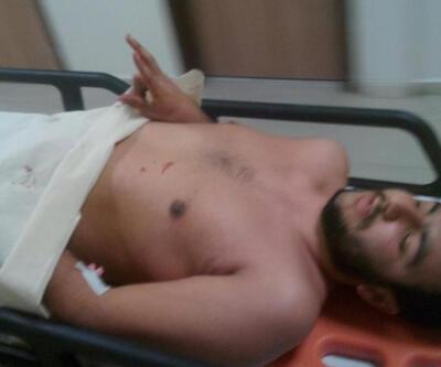 Hasan Ferit Gedik davası çıkışında Umut Kaya'ya silahlı saldırı