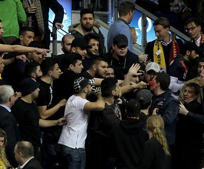 Galatasaray maçı öncesi büyük olay!