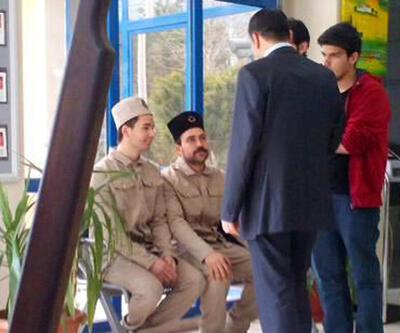 Denizli'de, Erdoğan gelmeden 20 TGB'li gözaltına alındı