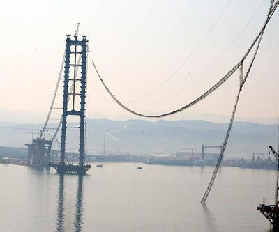 İzmit Köprüsü'nde halatın kopması nedeniyle Japon mühendis intihar etti