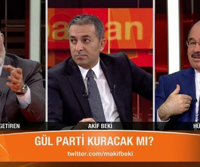 Abdullah Gül ile yeni bir parti mi kuruluyor?