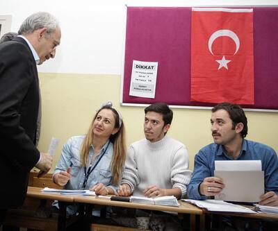 CHP ön seçiminde İzmir 2. bölgede birinci belli