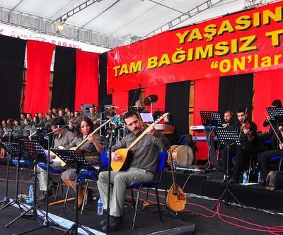 Grup Yorum'un Bağımsız Türkiye Konseri 12 Nisan'da