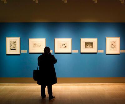 Joan Miro sergisini 150 bin kişi ziyaret etti