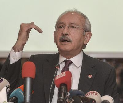 """Kılıçdaroğlu: """"Rehin alma olayında hükümetin parmağı mı var?"""""""
