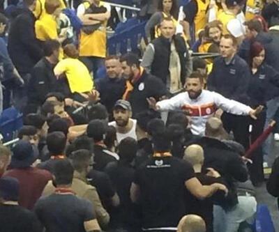 Galatasaray Liv Hospital'a 1 maç seyircisiz oynama cezası