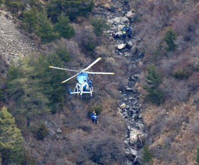 Germanwings uçağının ikinci kara kutusu bulundu!