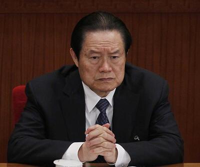 """Çin'in tarihinde bir ilk: """"Güvenlik Çarı""""na yolsuzluk davası"""