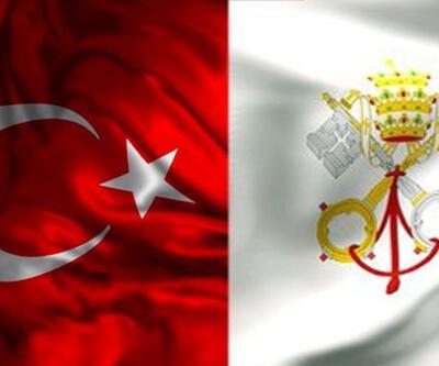 Vatikan Büyükelçisi Paçacı Türkiye'de
