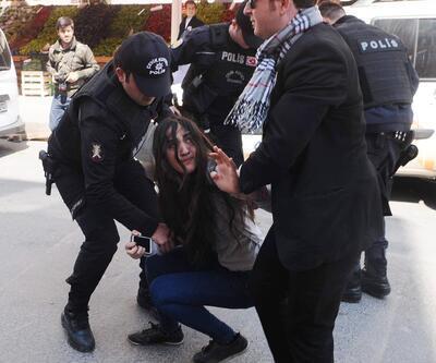 Grup Yorum konserine gelenlere polis müdahalesi!