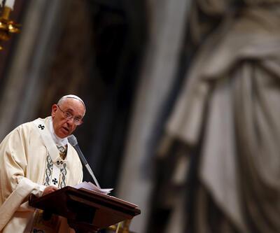 """Papa'nın """"soykırım"""" açıklaması dış basında"""