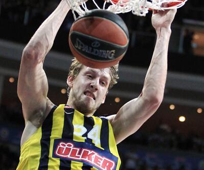 Fenerbahçe Ülker'den müthiş geri dönüş