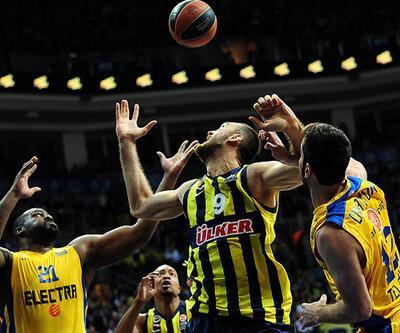 Fenerbahçe Ülker dolu dizgin!