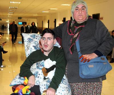 Umut'un koruyucu annesi, üzüntüden yüz felci oldu