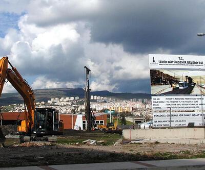 AK Parti CHP'nin İzmir tramvay projesini beyannamesinden çıkardı