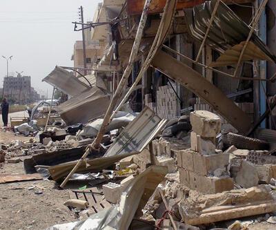 Suriye ordusu İdlib'i vurdu!