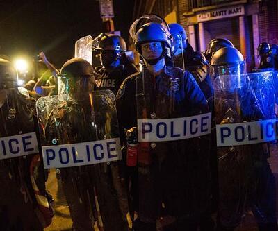 """ABD'de """"Baltimore"""" öfkesi dinmiyor"""