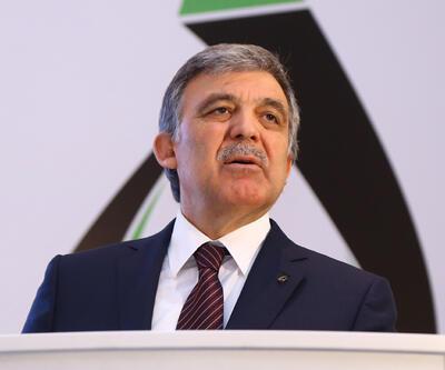 """Abdullah Gül: """"Türkiye çok büyük tehditlerle karşı karşıya"""""""