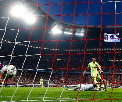 Bayern Münih - Barcelona: 3-2 (Maç Özeti)