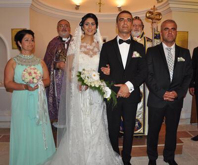 Tarihi kilisede yıllar sonra ilk nikah