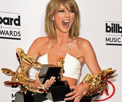 Billboard Müzik Ödülleri'nde dekolteler yarıştı