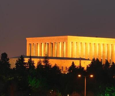 Anıtkabir saat 24.00'e kadar açık