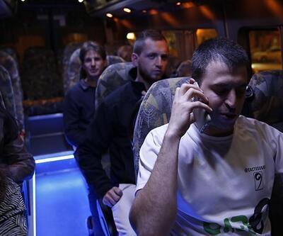 Yahudilerle aynı ulaşım aracına binme yasağı tepki gelince askıya alındı