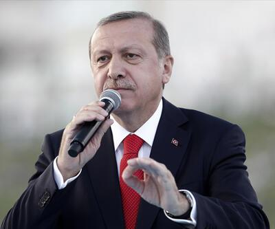 Erdoğan: ''Biraz kendine gel''