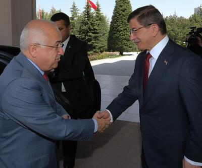 Meclis Başkanı Cemil Çiçek veda ziyaretlerinde