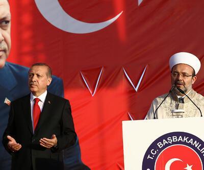 """Erdoğan: """"Yarın bir müjde duyabilirsiniz"""""""