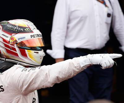 İlk cep yine Lewis Hamilton'ın