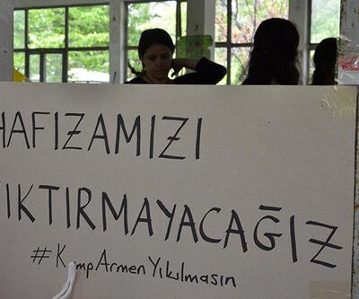 Kamp Armen'in tapusu iade ediliyor