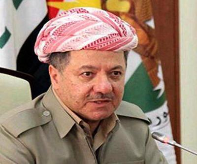 """Barzani """"bağımsızlık"""" dedi"""
