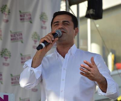 """Demirtaş: """"Abdullah Gül bize oy verecek"""""""