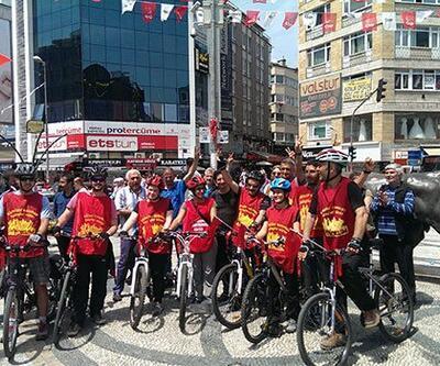Grup Yorum Ankara yollarında