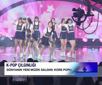 Dünyanın yeni müzik salgını: Kore popu