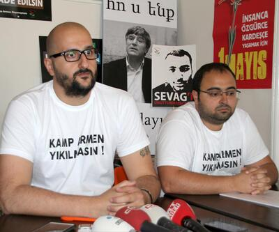 """Kamp Armen iade edilmedi"""