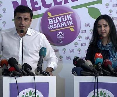 HDP'den hükümete flaş çağrı